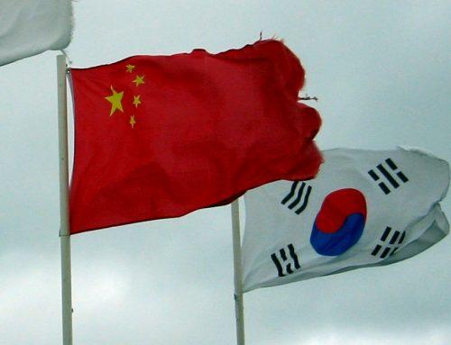 China și Coreea de Sud marchează 25 de ani de relații diplomatice