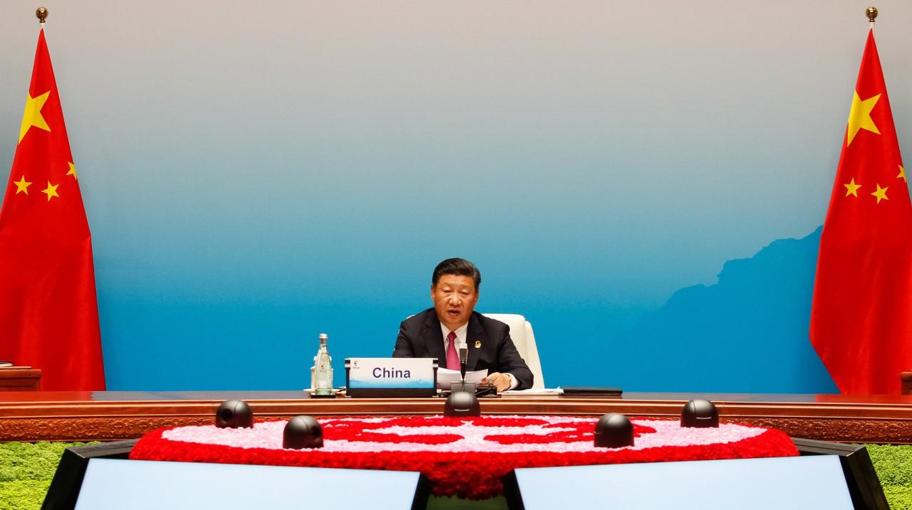Xi Jinping BRICS 2017