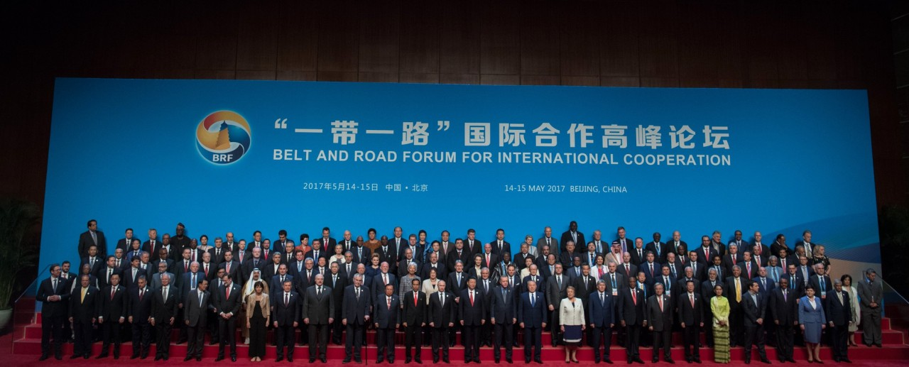 Forumul Belt and Road din 2017