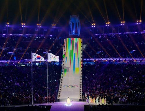 Jocurile Olimpice ale Păcii de la Pyeongchang?