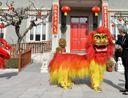 Theresa May în căutarea epocii de aur a relațiilor sino-britanice