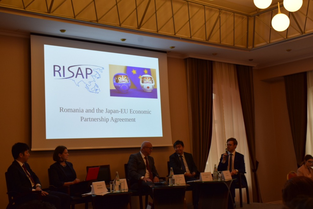 Romania And The Japan Eu Economic Partnership Agreement Conference