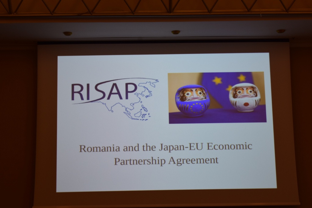 Romania And The Japan Eu Economic Partnership Agreement Conference