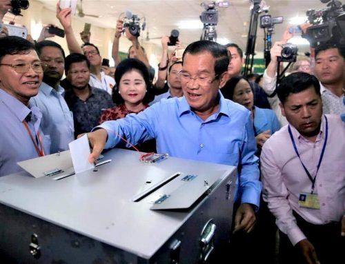Noi alegeri în Cambodgia, același Hun Sen la putere