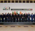 Liderii de la Summitul BRICS 2018