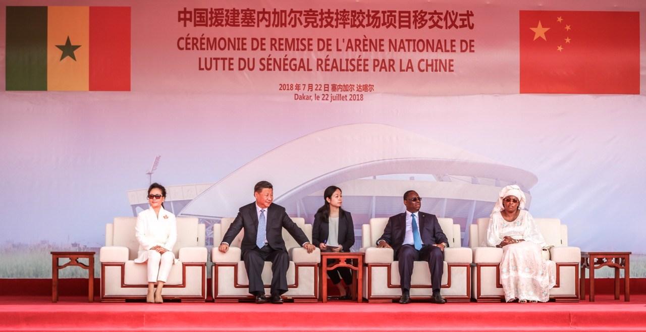 Xi Jinping Senegal 2018
