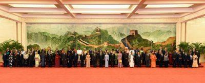 Șefii de stat și guvern din China și Africa la Summitul FOCAC 2018