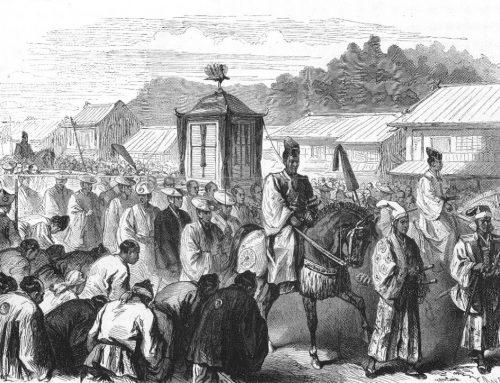 150 de ani de la Restaurarea Meiji
