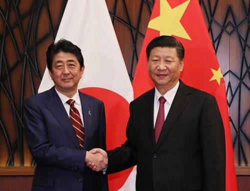 Japan's Belt and Road Balancing Act