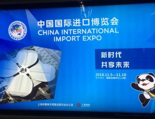 România la Expoziția Internațională de Importuri a Chinei