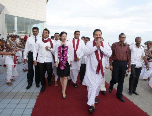 Criza din Sri Lanka: Rajapaksa revine la putere