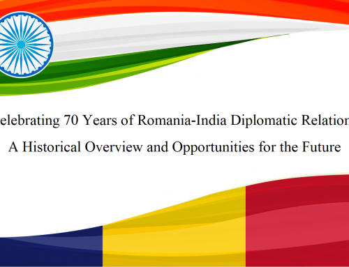 Conference: 70 Years of Romania-India Diplomatic Relations