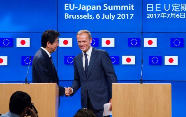 Summitul UE-Japonia 2017