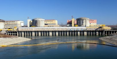 Unitatile 1 si 2 de la Centrala Nucleara de la Cernavoda