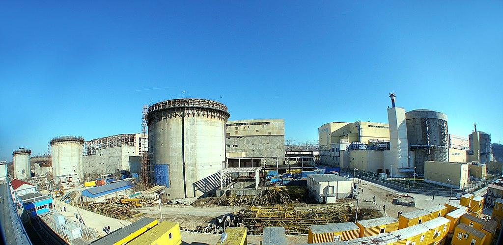 Unitatile 3 si 4 de la Centrala Nucleara de la Cernavoda