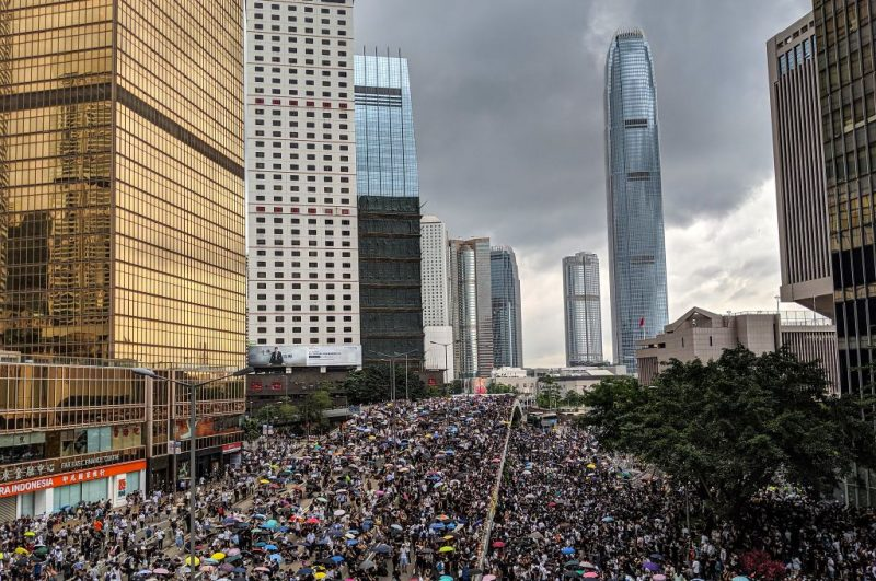 Hong Kong 2019 protests