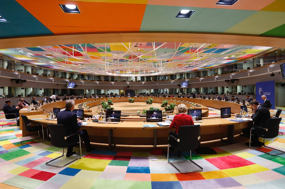 European Council Summit 2020