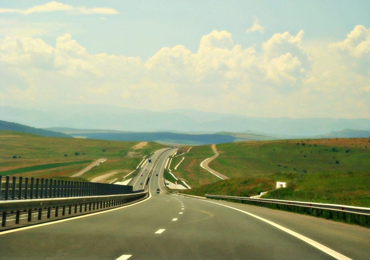 Autostrada A3 din Romania