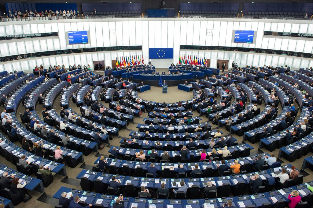 European Parliament State of the Union 2018