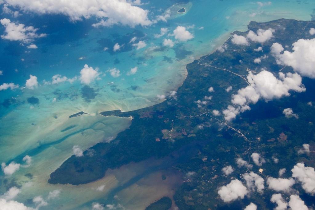 Insulele Natuna din Marea Chinei de Sud