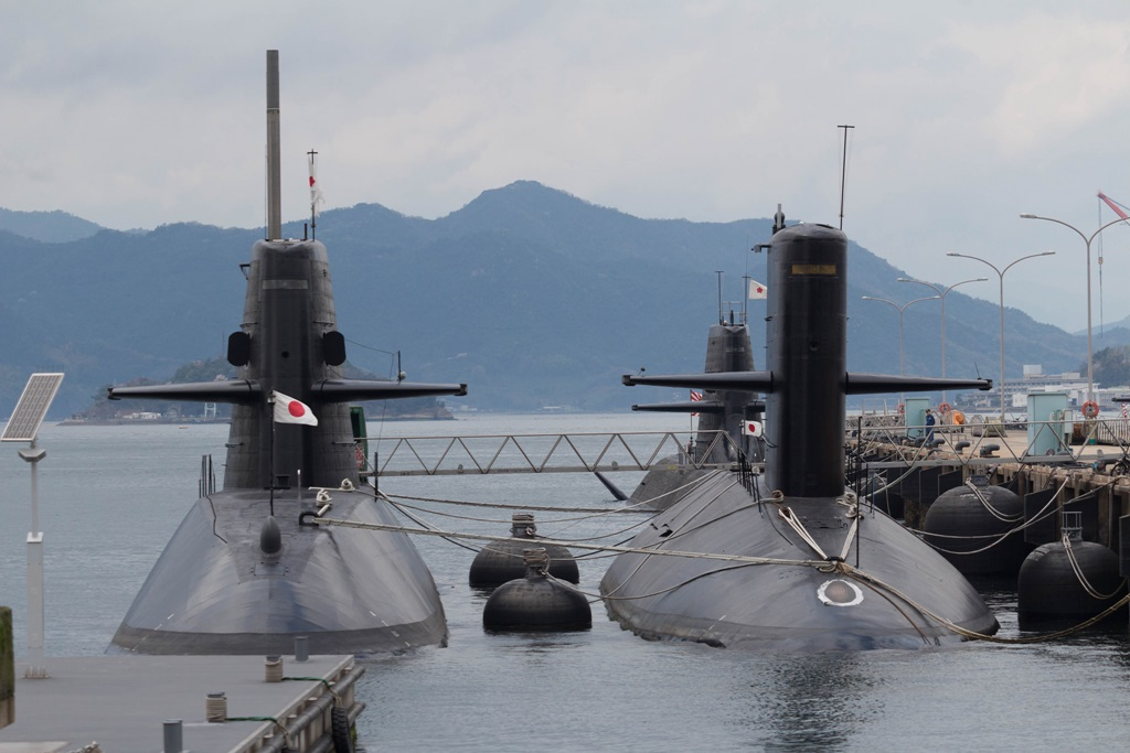 Submarine japoneze