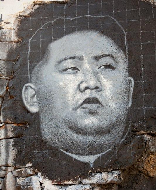 Desen Kim Jong-un