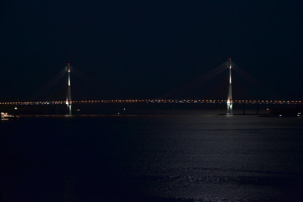 Podul Russky din Vladivostok