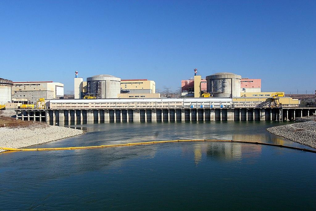 China nu va mai construi reactoarele 3 și 4 de la centrala nucleară de la Cernavodă